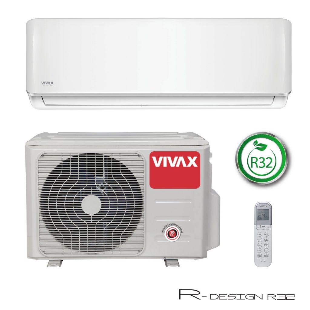 Vivax r dizajn 5,5 kw Aeri